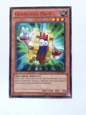YuGiOh TCG Geargiano Mk-II DL18-EN007 (RED) Duelist League Card Rare DL