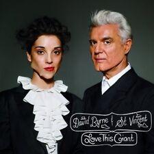 DAVID & ST.VINCENT BYRNE - LOVE THIS GIANT  CD NEU