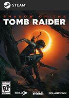 Shadow of the Tomb Raider PC Steam READ DESCRIPTION!