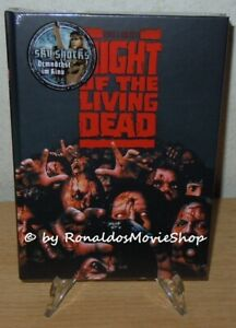 Night of the Living Dead (1990)- Limited Mediabook - Cover E Blu-ray + DVD