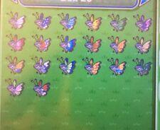 Pokemon Sun Moon All 20 Vivillon Forms 6IV Guide