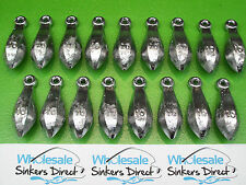 17 x size 10oz(280gms) bulk australian made bank reef snapper fishing sinkers