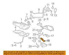GM OEM-Fuel Pump 19167186