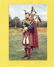 PIPE  MAJOR   ,  ROYAL STUART  TARTAN   -  SCOTLAND  ( Ld 46 )