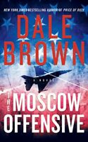 The Moscow Offensive by Dale Brown  (Unabridged Audiobook on CDs, New, 11-Discs)