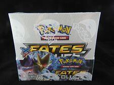 Booster Box Pokemon Fates Collide