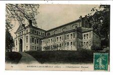 CPA-Carte Postale-France-Bourbon l'Archambault - Etablissement Thermal en 1916
