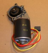 NEW 1969 1970 1971 Lincoln Mark III Left Qtr Window Motor w/ Gear D0LY-6523395A