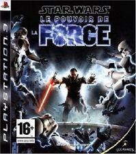 STAR WARS  LE POUVOIR DE LA FORCE           -----   pour PS3