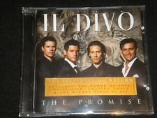 IL DIVO - The Promise - CD ÁLBUM - 2008-11 GENIAL CANCIONES