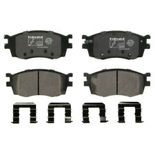 Disc Brake Pad Set Front Federated D1156