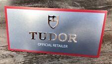"""Orologio Tudor Visualizzazione Finestra """"RIVENDITORE UFFICIALE"""" Monte Carlo Submariner FastRider"""