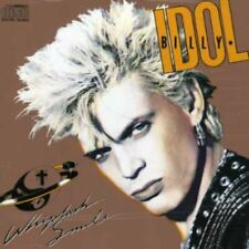 Billy Idol - Whiplash Smile 1986 Chrysalis CCD 1514