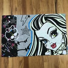 Monster High Ghouls Rule Double Sided Single Standard Pillowcase AN