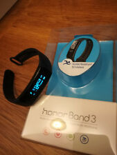 Honor Band 3 Blue Activity Fitness Tracker Smart Watch HR Wristband Swimming
