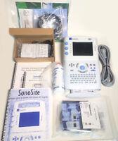 SonoSite 180 PLUS Ultrasound System REMANUFACTURED En ESPANOL/In Spanish In BOX