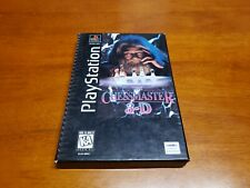 The Chessmaster 3-D (Sony PlayStation 1, 1996) PS1 Longbox TESTED
