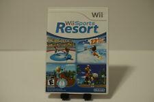 Wii Sports Resort Nintendo Wii 2009 CIB Tested! Working!