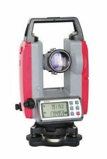 "NEW PENTAX ETH-505 ELECTRONIC THEODOLITE 5"", FOR SURVEYING, 1 MONTH WARRANTY"
