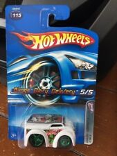 2005 Hot Wheels Crazed Clowns Blings Dairy Delivery #115