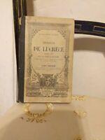 Henri Bergson : Extraits de Lucrèce – Delagrave – 1896 - BE