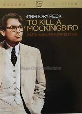 To Kill a Mockingbird (1962) - Gregory Peck, John Megna - DVD NEW