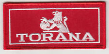 HOLDEN TORANA EMBROIDERED PATCH