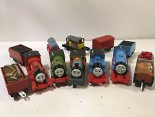 Thomas the Train TrackMaster Lot Bash James Oily Percy Gordon Frieght Box Cars