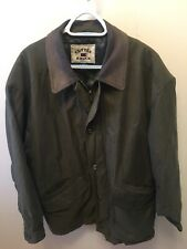 Mens Cutter & Buck Dark Green Jacket Size L