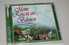 MEINE ROSA IST AUS BÖHMEN CD PANENKO POLKA - ROSAMUNDE - GIB MIR DEN WODKA ANUSC