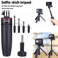 Mini Selfie Stick Tripod for GoPro Hero OSMO Action Sport Camera Accessories MV