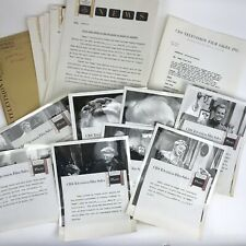 Vintage CBS Films Press Kit This Is Your Mama Television Photos Stills 1950's