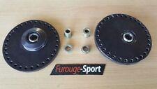 Super 5 GT Turbo - 2 coupelles d'amortisseurs sur rotules et réglable