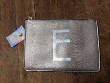 Silver E Make Up Bag Land & Moon BNWT