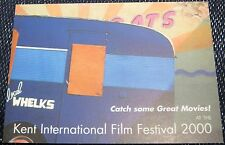 Advertising Film Kent Film Festival 2000 - unposted