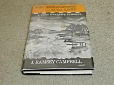 RAMSEY CAMPBELL: THE INHABITANTS OF THE LAKE: SIGNED INSCRIBED 1ST EDITION 1/1
