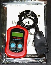 MaxiScan MS300 OBD2 II Scanner Code Reader CAN Diagnostic Tool