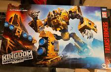 Transformers War for Cybertron Kingdom Autobot Ark Titan Class WFC-K30