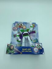 Blast-Off Buzz Lightyear Talking 7 Inch Action Figure Toy Story 4 Disney Pixar