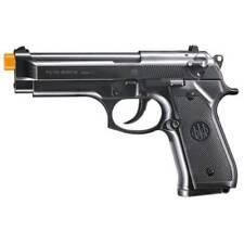 Beretta 92 Black Airsoft Spring Pistol Includes BBs New