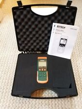 EXTECH Instruments SDL700 Pressure Meter/Datalogger NEW with Case