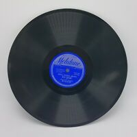 Bing Crosby RARE 78 RPM  Sweet Georgia Brown / Black Moonlight Melotone 13127
