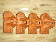 Set of 4 36106856227 TIRE PRESSURE SENSOR TPMS OEM BMW 433MHZ SET-TS85
