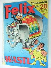 1 x Comic - Felix Sonderheft für 20 Pfenning - Bastei -Z.3-