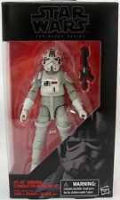 "AT-AT DRIVER (PILOT) The Black Series WAVE 9 Star Wars 2016 6"" Inch FIGURE"
