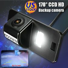 170 °Car Rear View Camera CCD for BMW E46s E38 E39 Reverse Backup Parking Cam