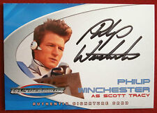 Thunderbirds (The Movie) - PHILIP WINCHESTER as Scott Tracy - Autograph Card AC5