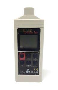 AZ8928 Portable Digital Sound Level Meter || US Seller