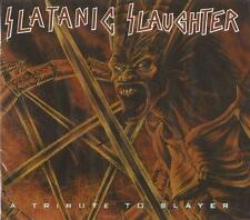 Various - Slatanic Slaughter A Trbute To Slayer ( 2 CD 2004 ) NEW / SEALED