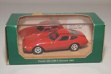 V 1:43 RIO R1 FERRARI 365 GTB/4 DAYTONA 1967 RED MINT BOXED